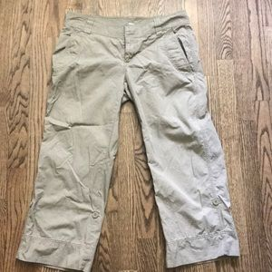 The North Face hiking pant